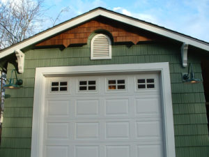 wisconsin - Garage detail - after remodel